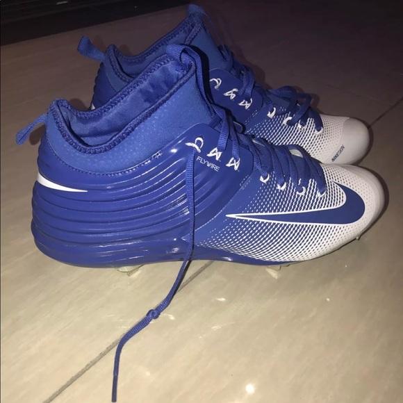 74132becef53 Nike Lunar Mike Trout 2 Metal Baseball Cleats 13.5